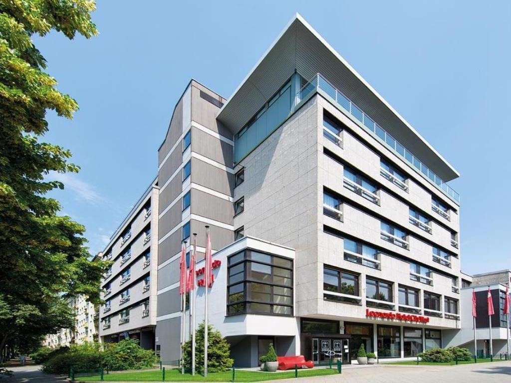 柏林市西莱昂纳多酒店 (Leonardo Hotel Berlin City West)