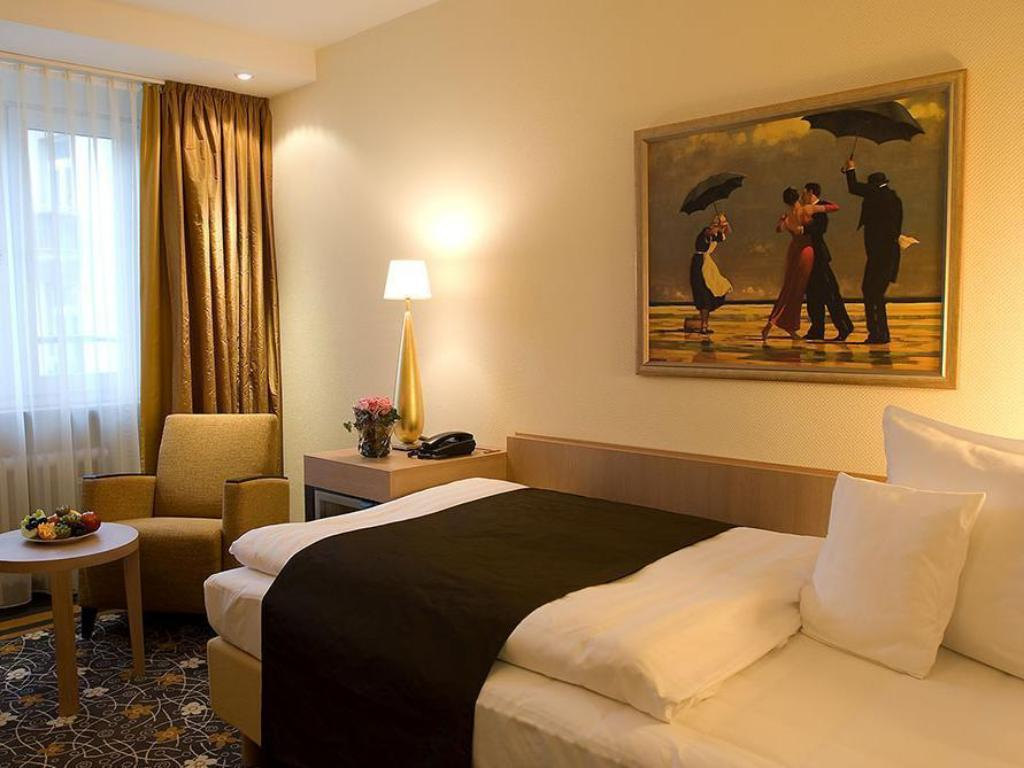 Bilik Comfort Single Favored Hotel Domicil