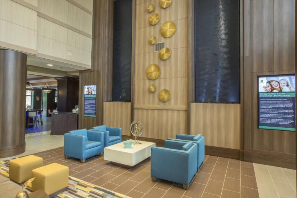 Vista interior Holiday Inn Hotel and Suites Shenandoah-The Woodlands