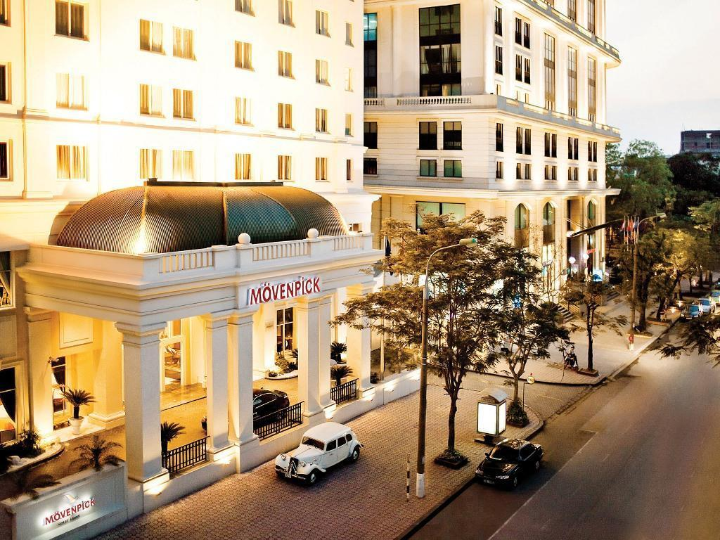 More about Movenpick Hotel Hanoi