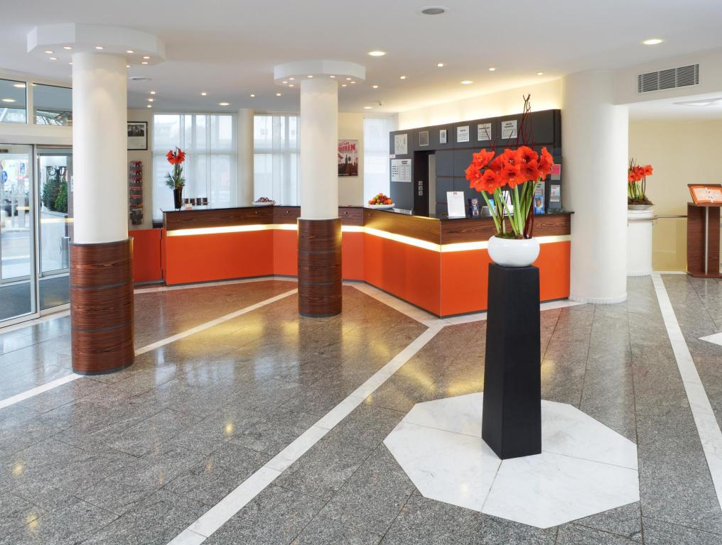 Mercure Residenz Frankfurt Messe Hotel in Frankfurt am