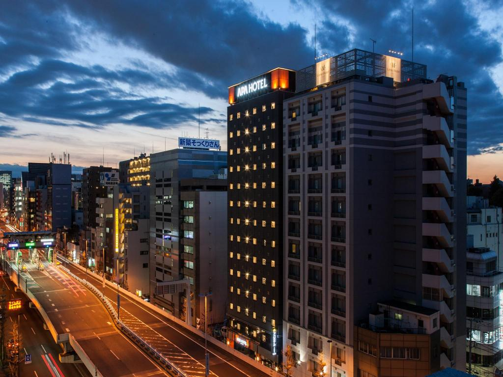 More about APA Hotel Ueno Ekimae