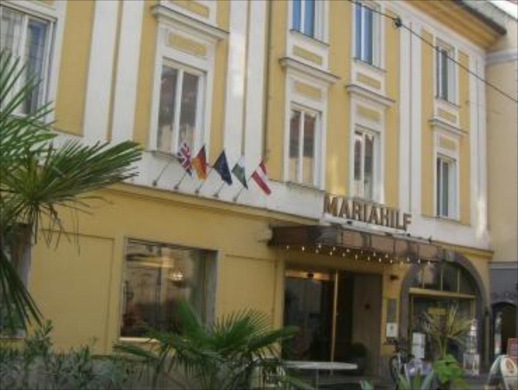 More about Hotel Mariahilf