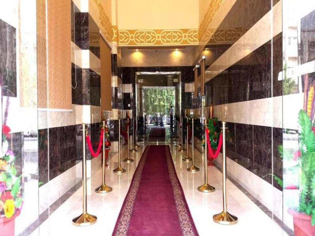 Lobby Qasr Al Ahd 2 Furnished Apartments