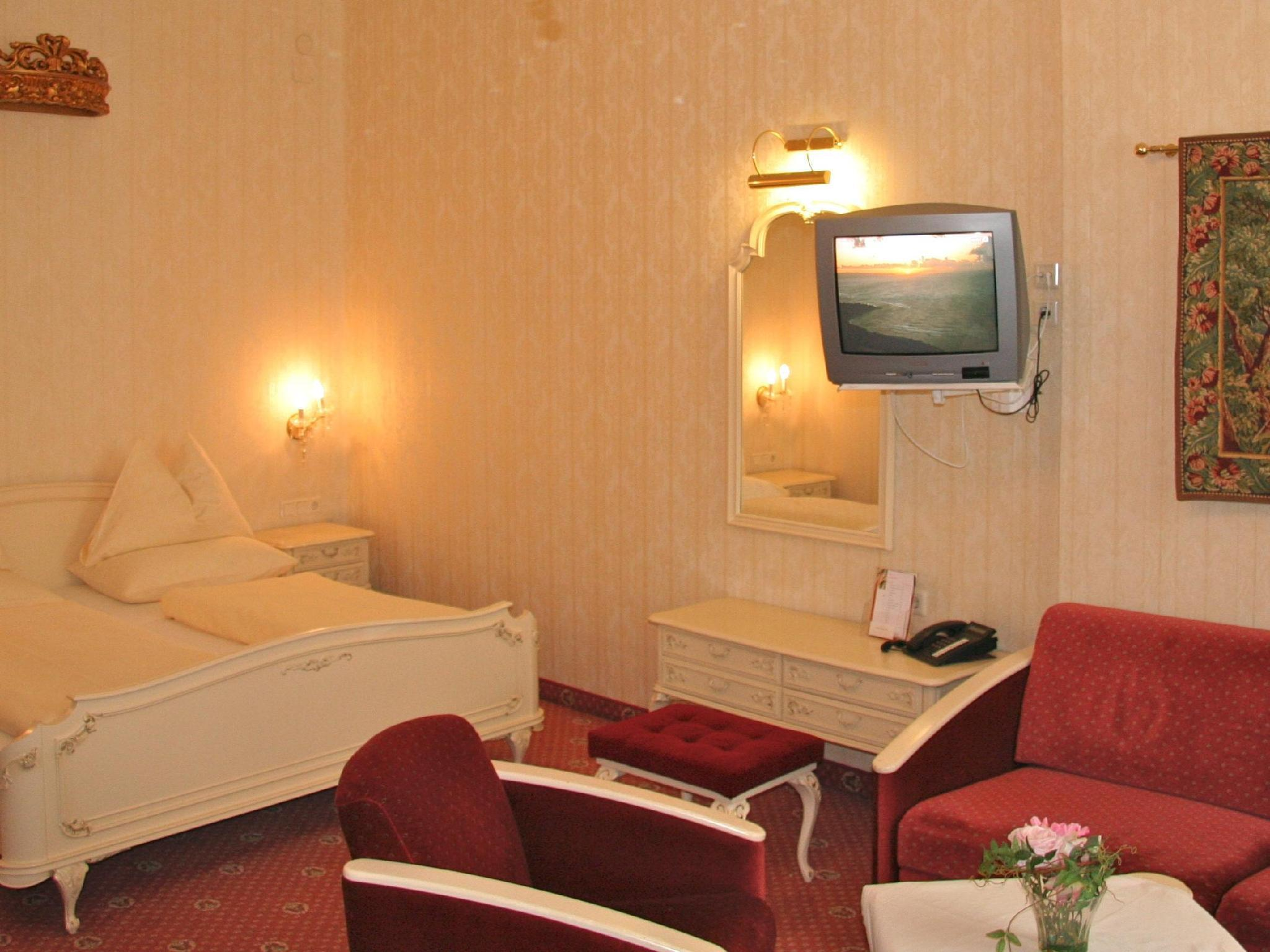 Classic Dobbeltværelse (Classic Double Room)