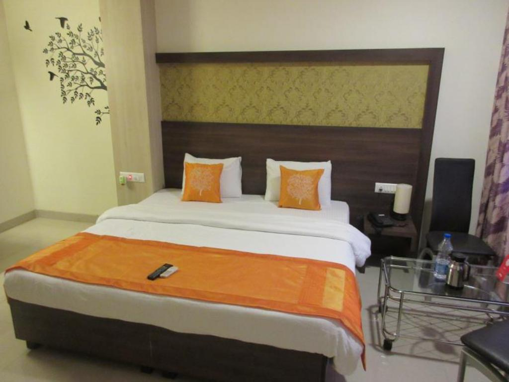 Interior view Hotel Veer Residency