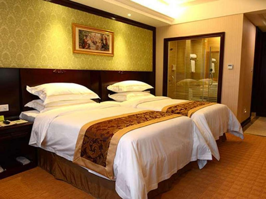 Deluxe Twin - Säng Vienna Hotel Guiyang Conference & Exhibition Center Branch