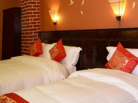 Deluxe Double or Twin Room Kasthamandap Boutique Hotel