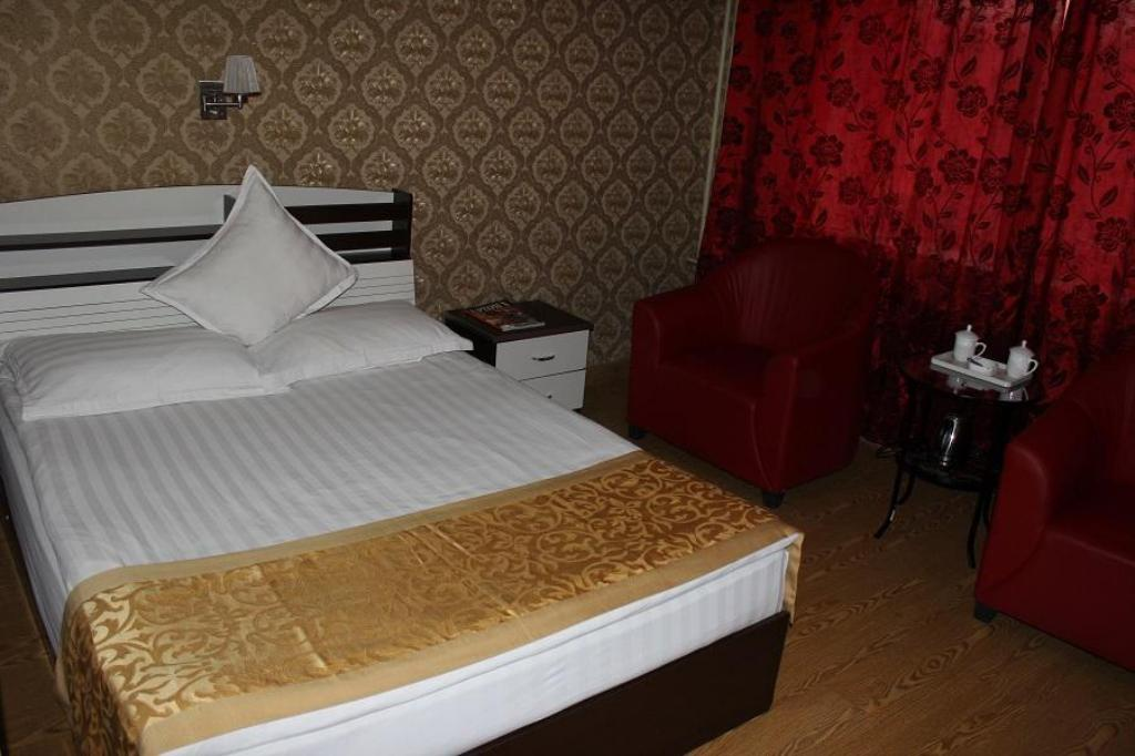 Standard Double Room - Bed Angara Hotel