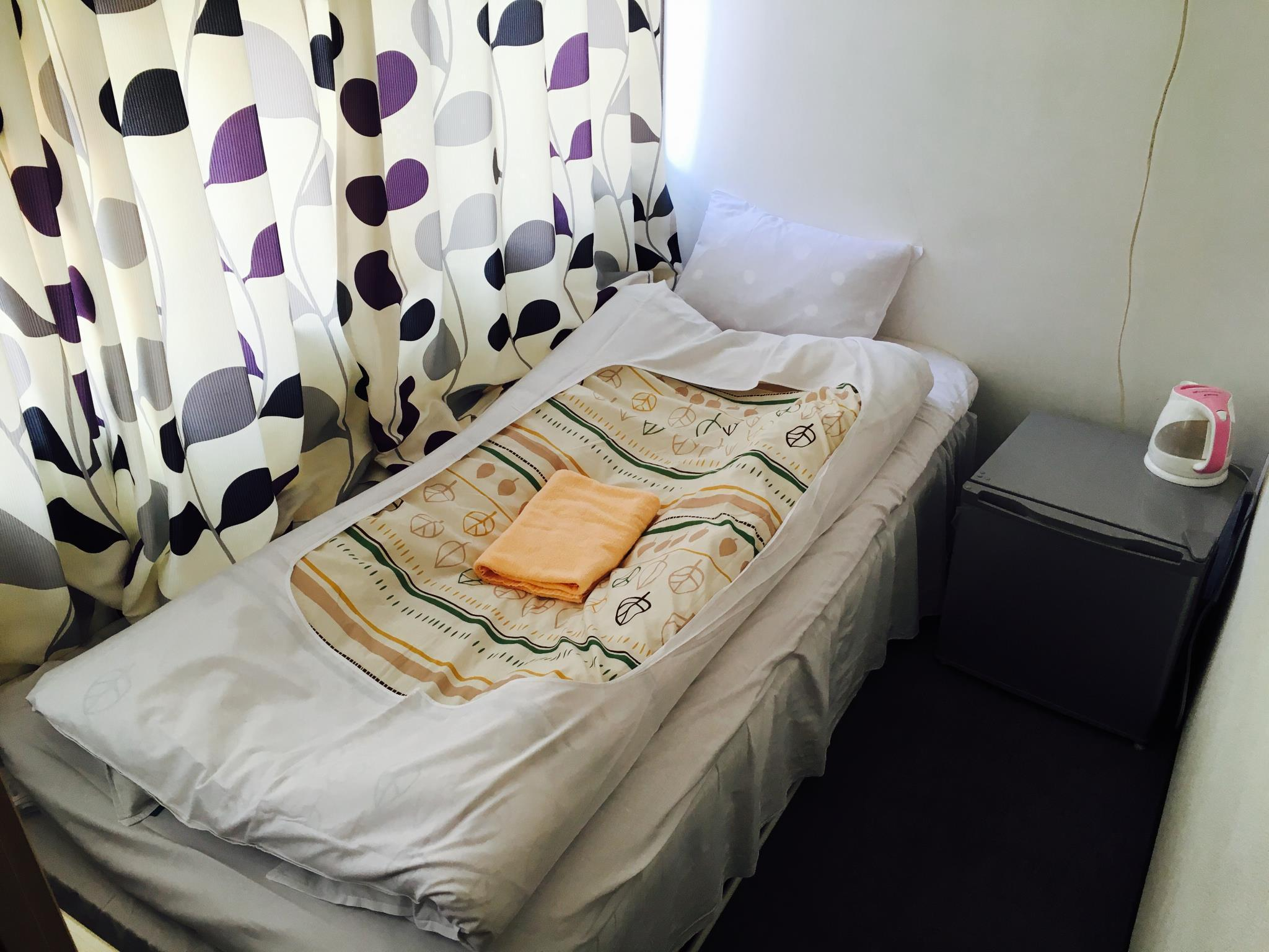 Single Room - 1 Bed