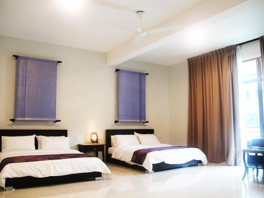 Master Suite - Guestroom The Bliss Malacca