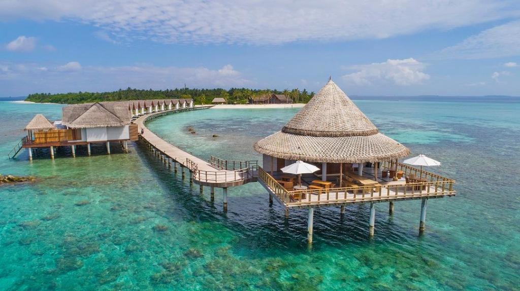 Ulasan Hotel Furaveri Island Resort and Spa Kepulauan Maladewa ...