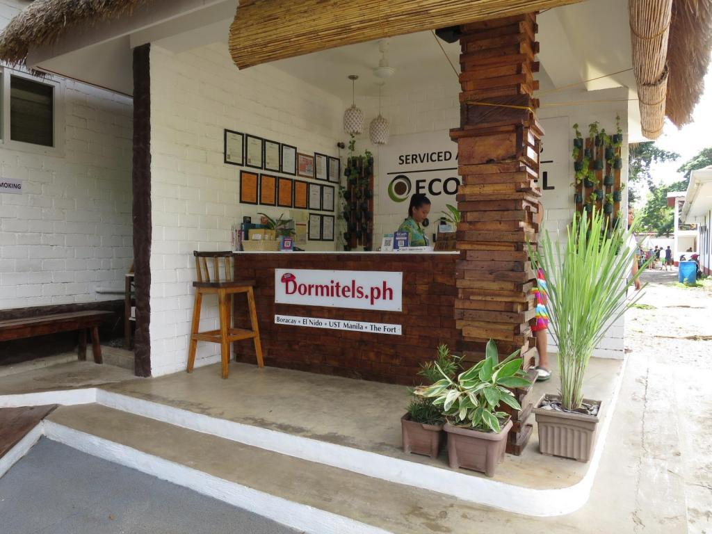 Lobby Serviced Apartments by Eco Hotel Bohol
