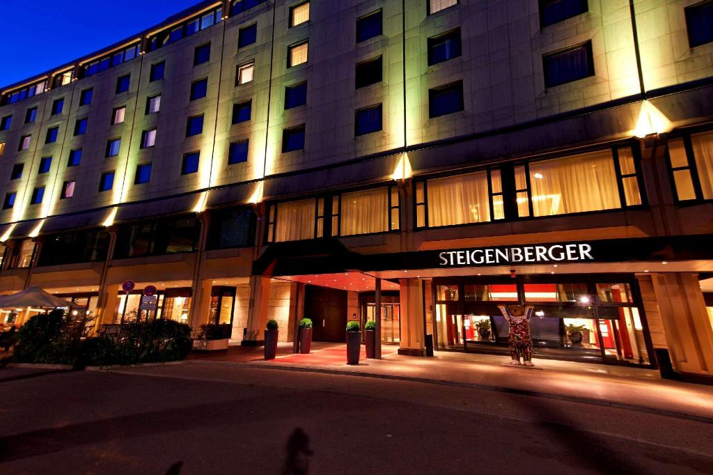 Steigenberger Hotel Berlin In Germany Room Deals Photos