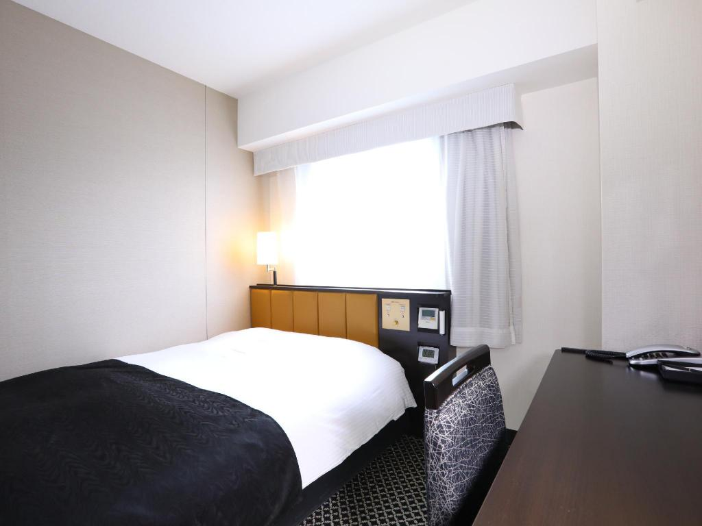 Single - Non-Smoking - Room plan APA Hotel Ueno Ekimae