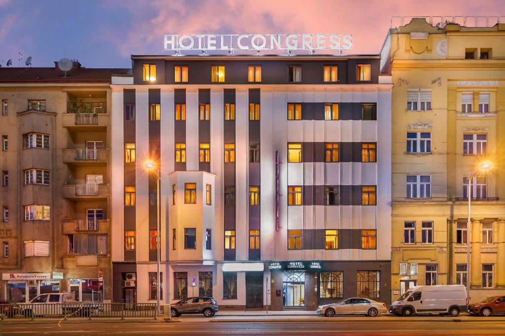 Novum Hotel Congress Wien Am Hauptbahnhof Wien Parhaat
