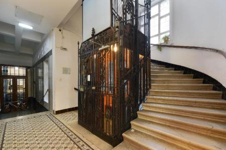 Entrance Hotel Pension Baronesse