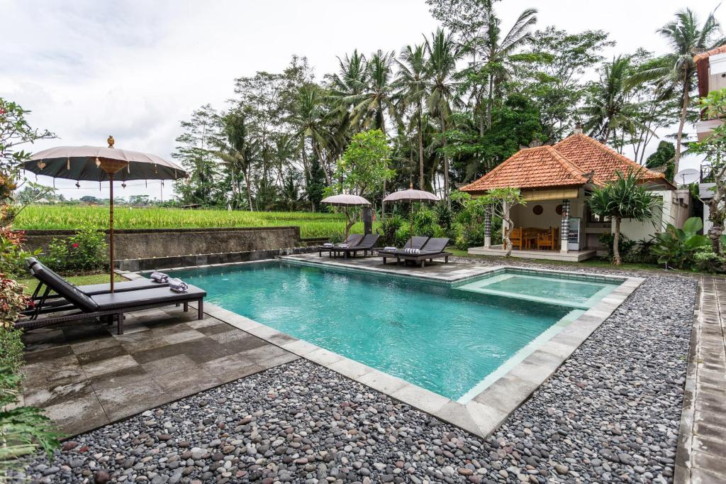 Swimming pool [outdoor] Kubu Bali Baik Villa & Resort