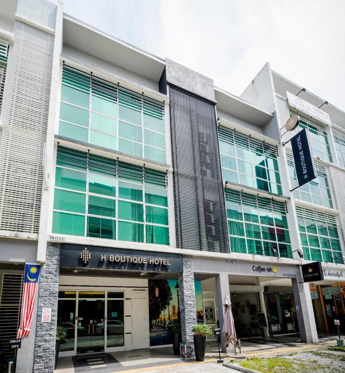 H Boutique Hotel Sri Petaling In Kuala Lumpur Room Deals Photos