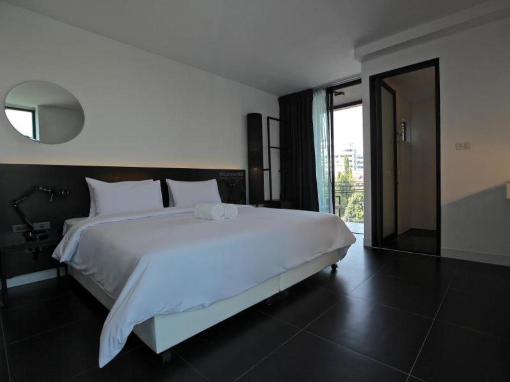 Standard Double Room with Balcony - Guestroom BED Nimman - Adult Only