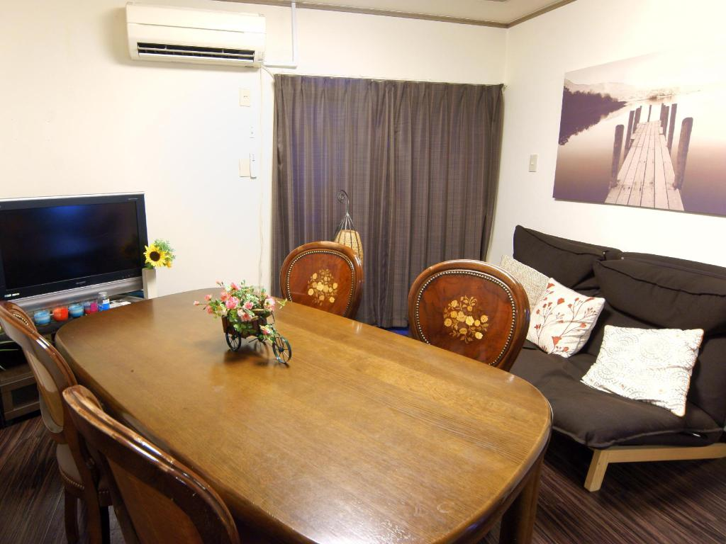 Interior view Guest House Momodani