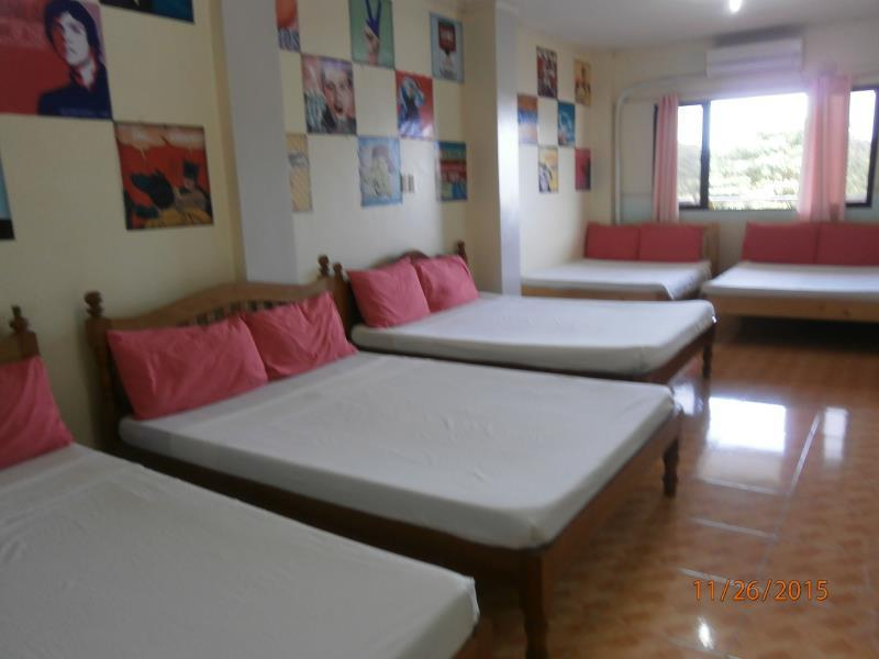 Backpackers Shared Mixed Dormitory