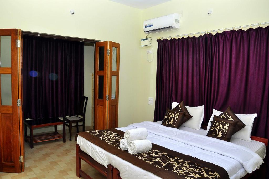 Standard Air Conditioning Room Majhi Hotel