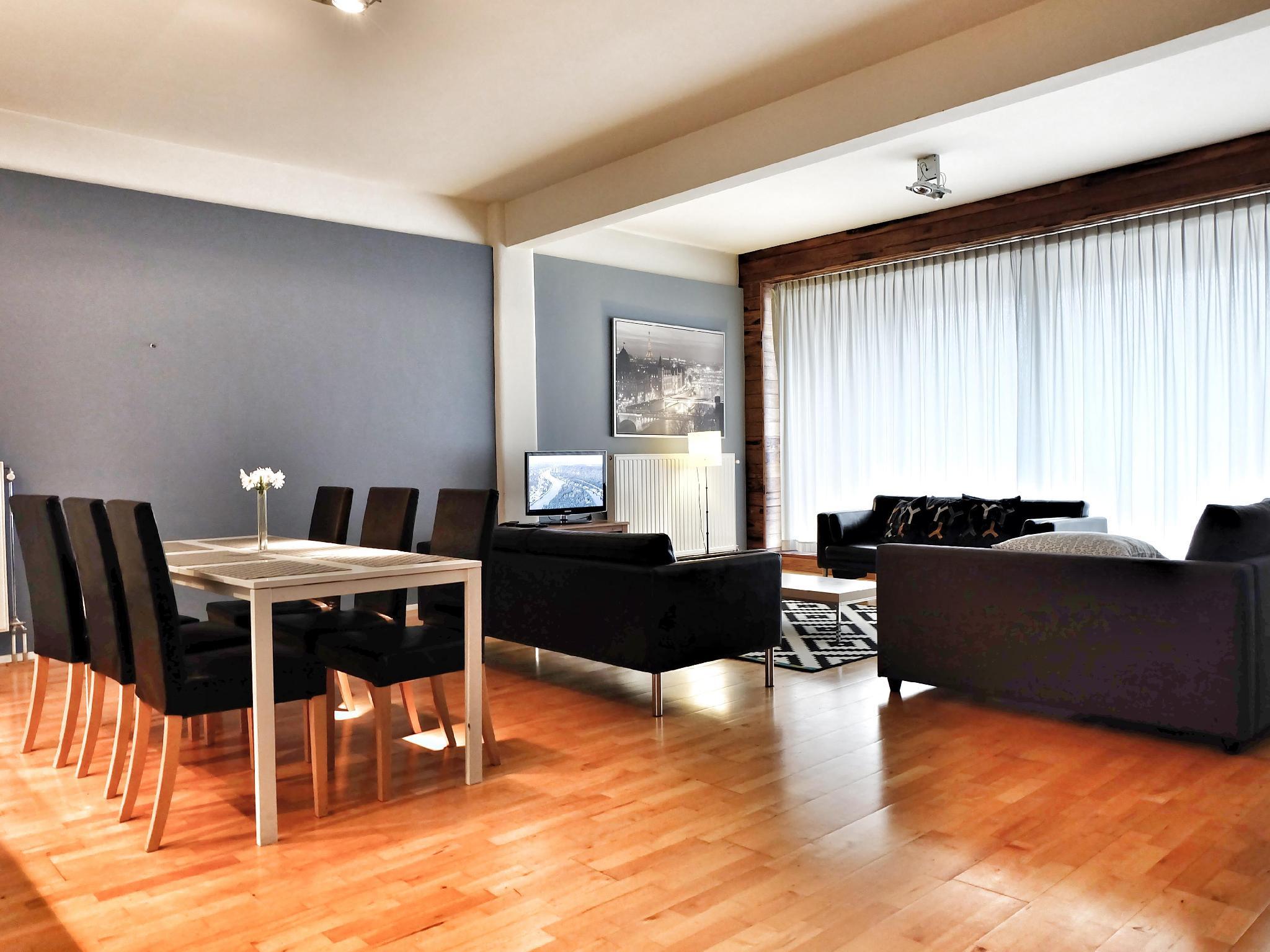 Captivating ApartmentsApart Brussels