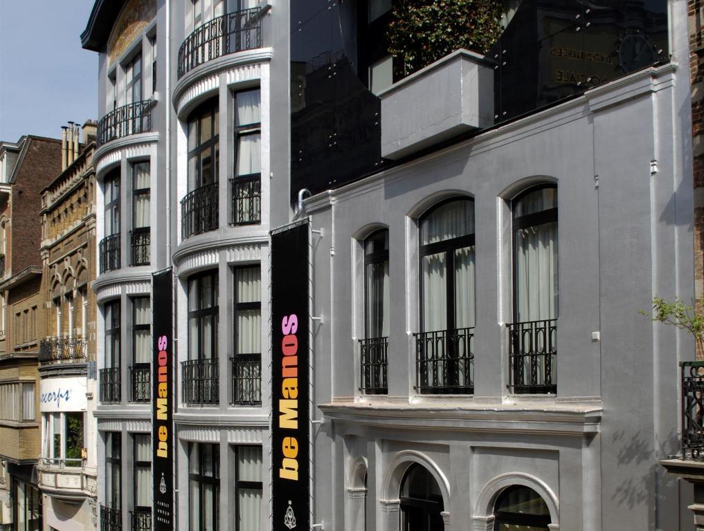 Hotel Be Manos Bw Premier Collection Bruselas Ofertas De