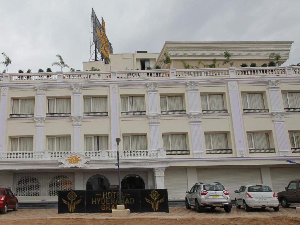 Hotel Hyderabad Grand Indien Ab 41 Agoda Com