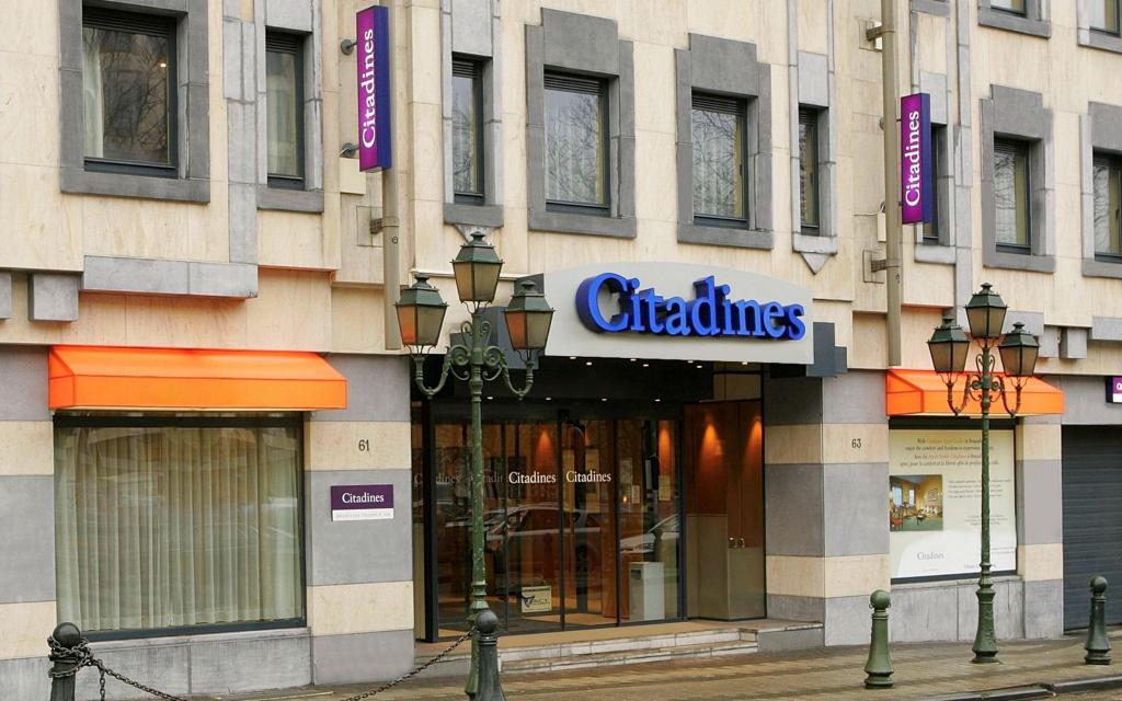 Citadines Toison d'Or Brussels