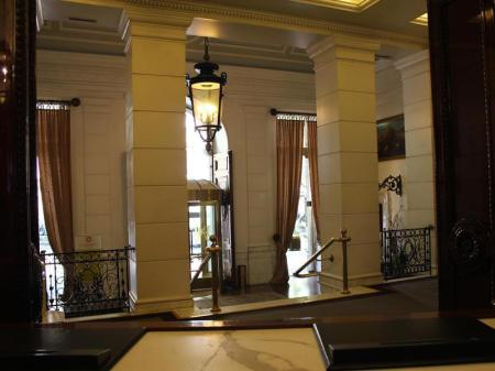 Interior view Hotel Majestic Roma - The Leading Hotels Of The World