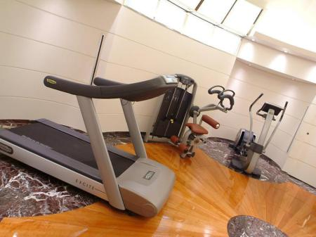 Fitness center Hotel Majestic Roma - The Leading Hotels Of The World