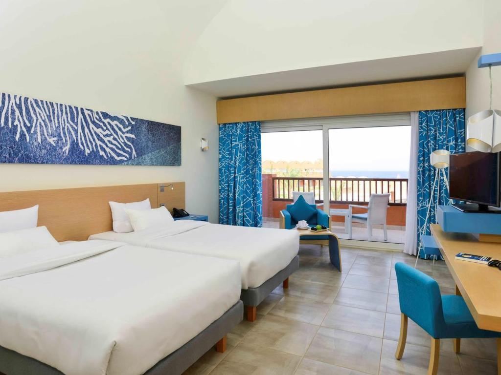Standard Room 2 Single Beds - Guestroom Novotel Marsa Alam