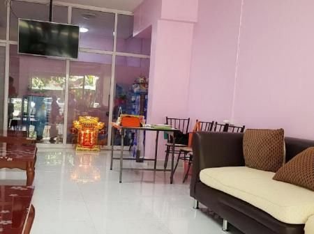 Reception Smart Residence @ Muengthongthani
