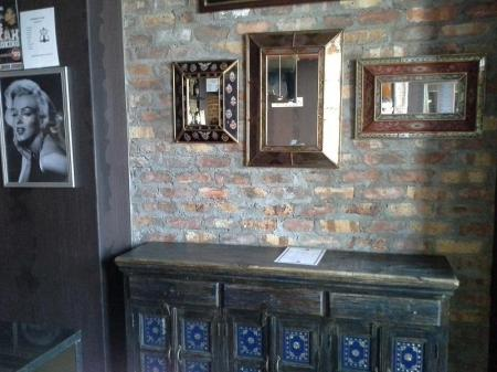 Interior view District Six Backpackers