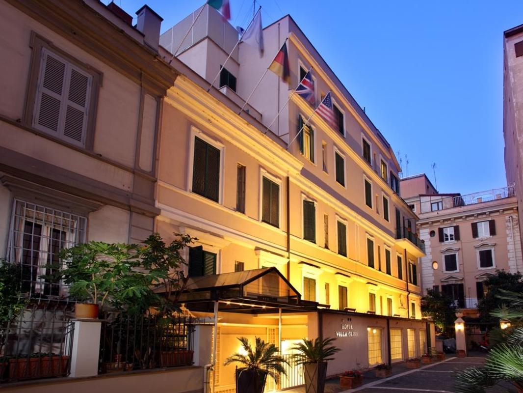 Casa Coppola Roma Rm hotel villa glori in rome - room deals, photos & reviews
