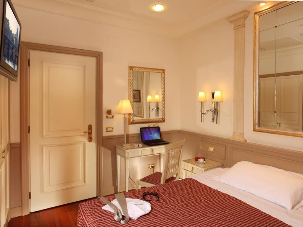 Basic Double for Single Use - Guestroom Hotel Villa Glori
