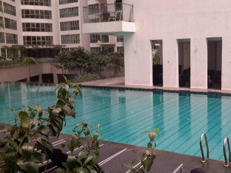 Regalia residence apartment kuala lumpur in malaysia - Piccolo hotel kuala lumpur swimming pool ...