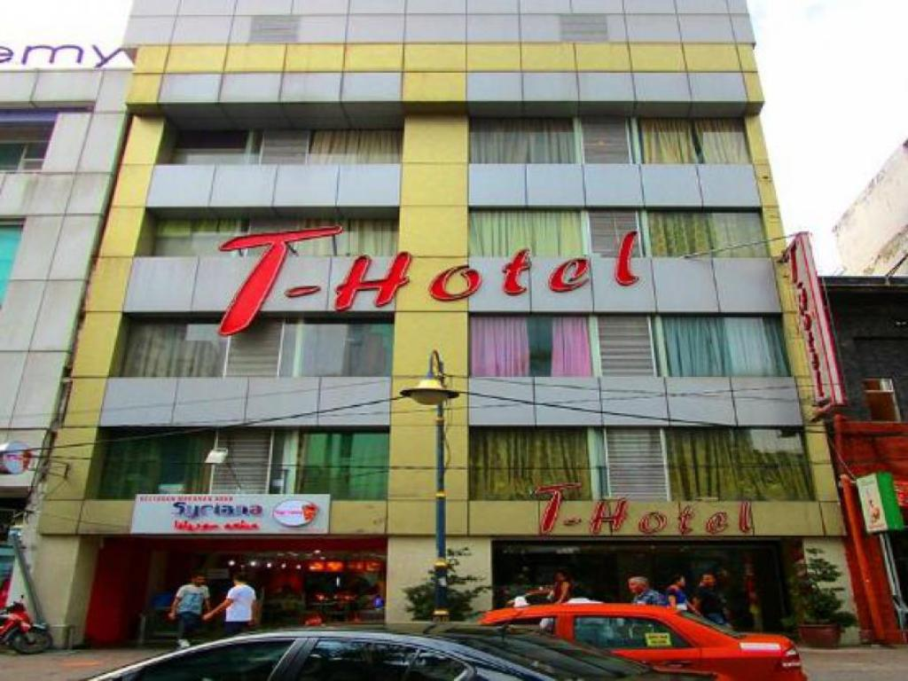 More about T Hotel Bukit Bintang
