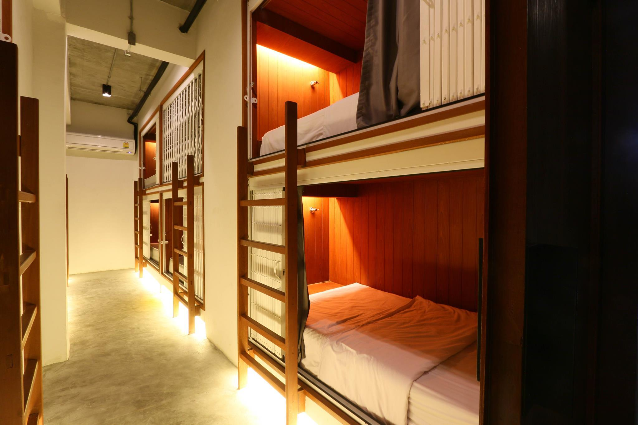 8-Bed Mixed Dormitory (Price Per Bed)