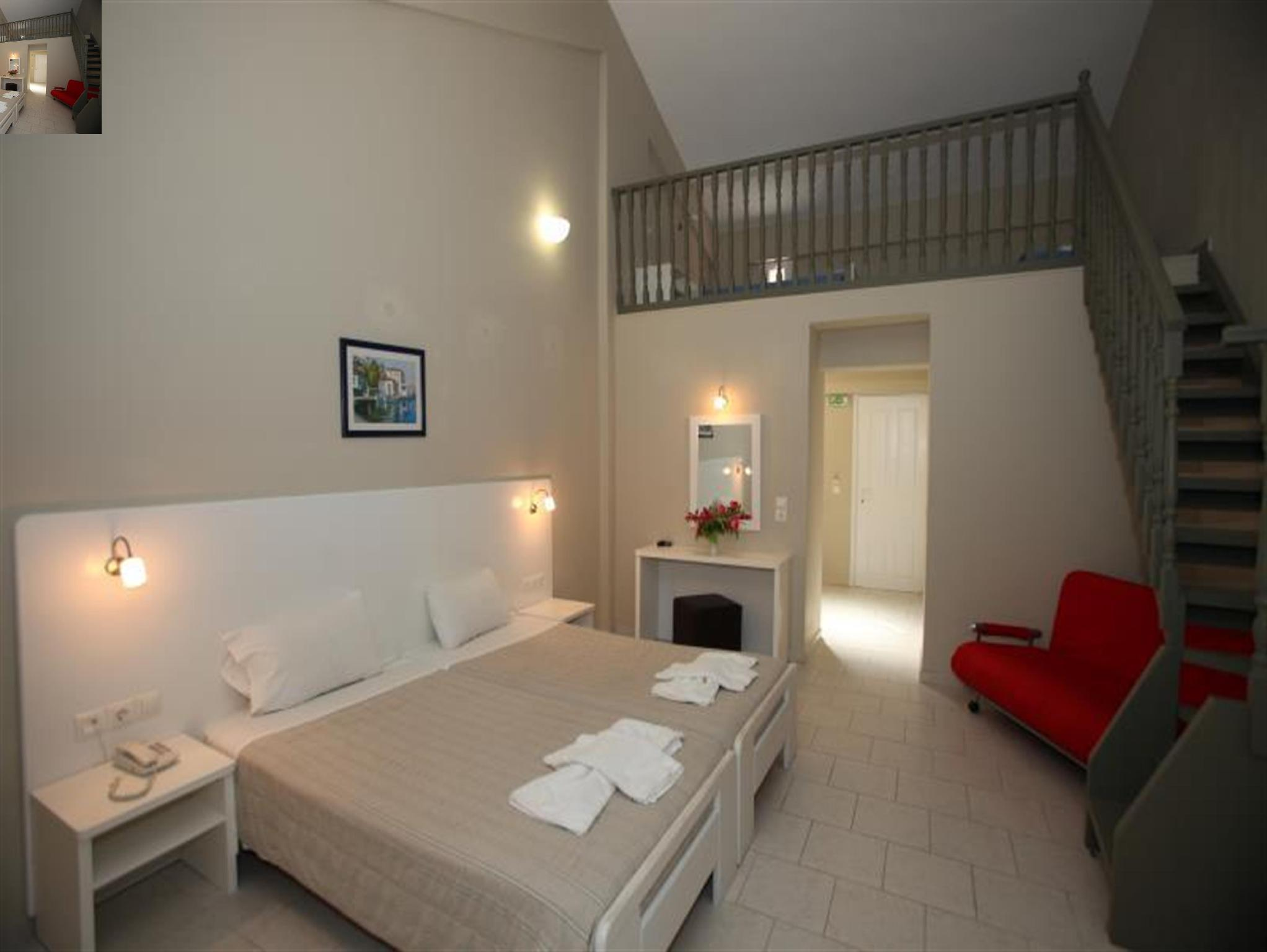 Quarto Familiar (tudo incluído) (Family Room All Inclusive)
