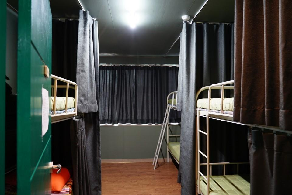 1 Bed in 6-Bed Dormitory