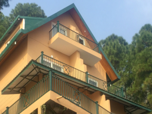 Nature Stay Kasauli Bed & Breakfast