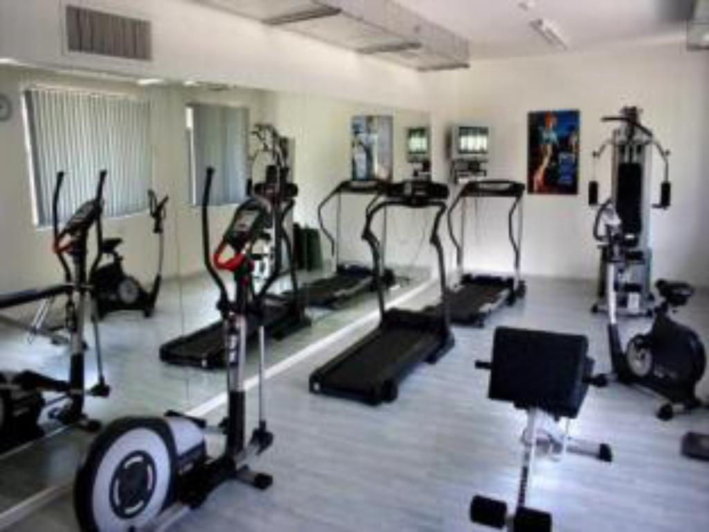 Centre de fitnes Alliance Hotel