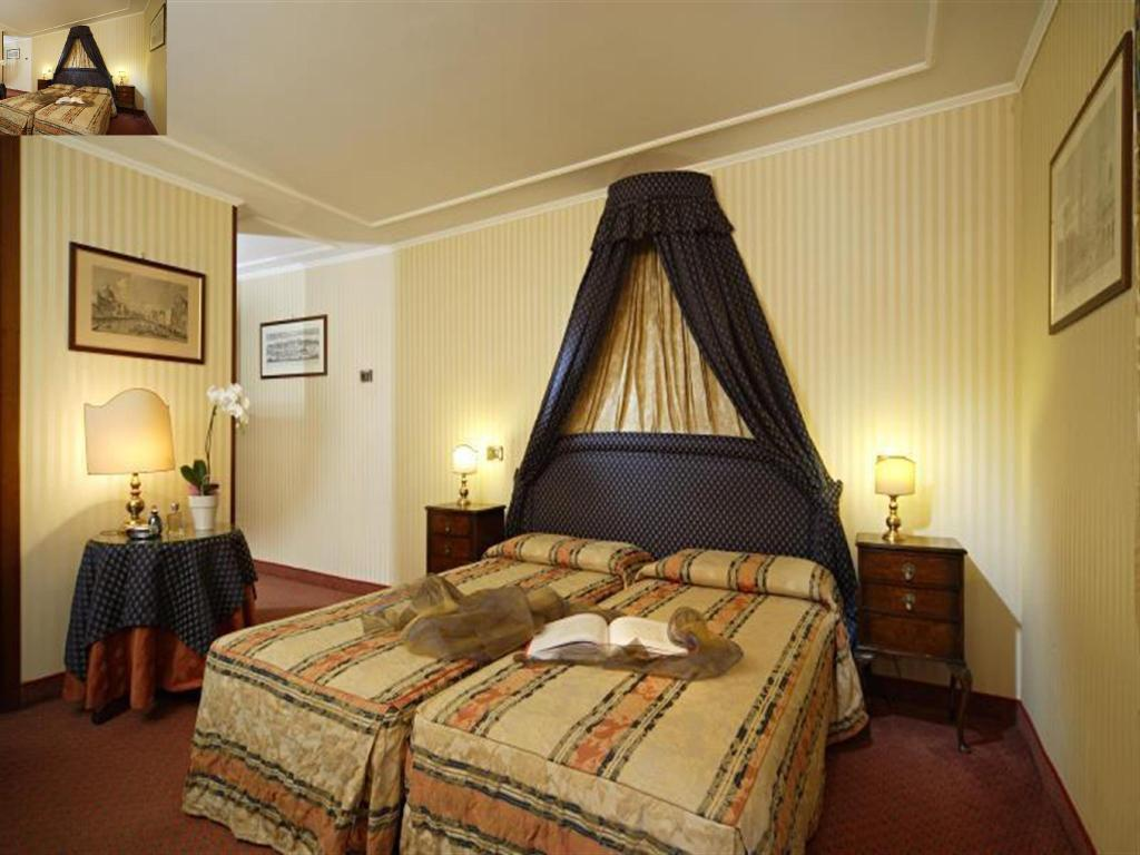 Double or Twin Room - Bed Hotel Kette