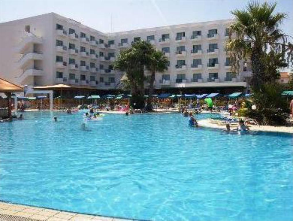 Book Antigoni Hotel In Protaras Cyprus