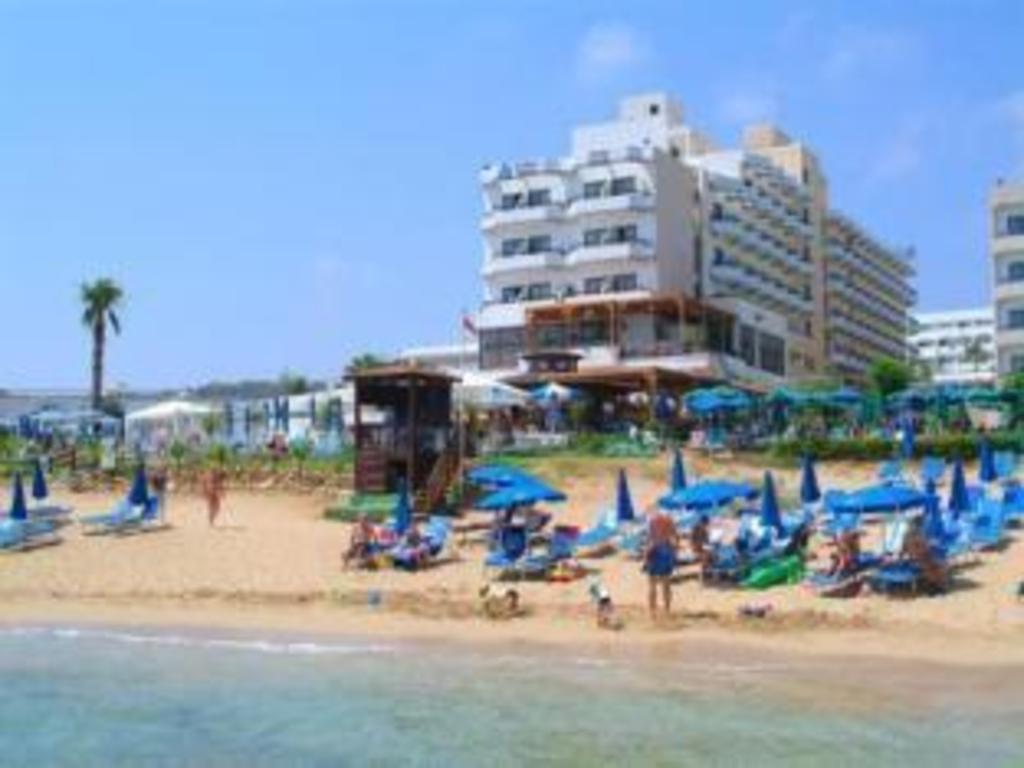 Das Silver Sands Beach Hotel In Protaras Buchen