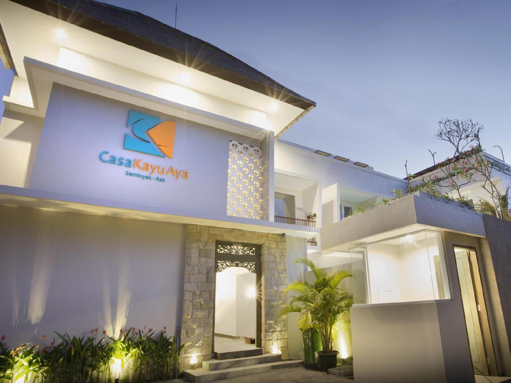 More about Casa Kayu Aya