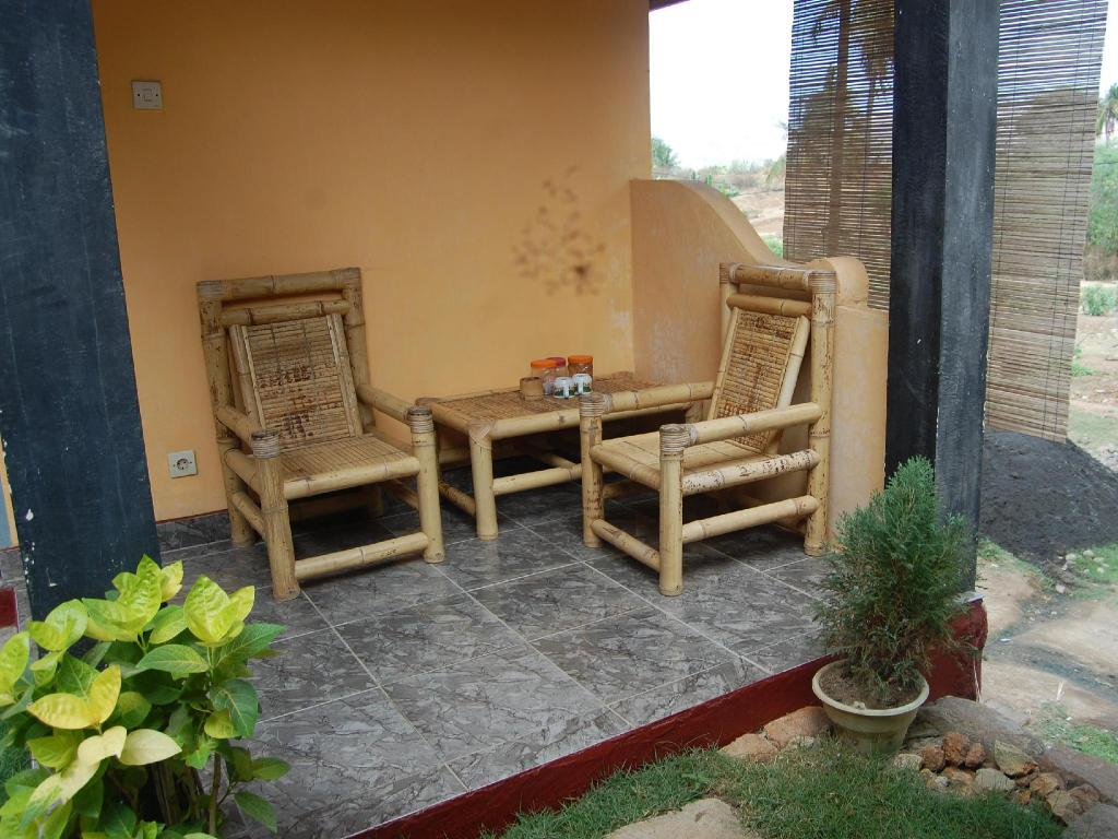 Balcony/terrace Defa Homestay